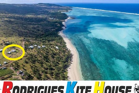 Rodrigues Kite House - RKH 3- - Loft