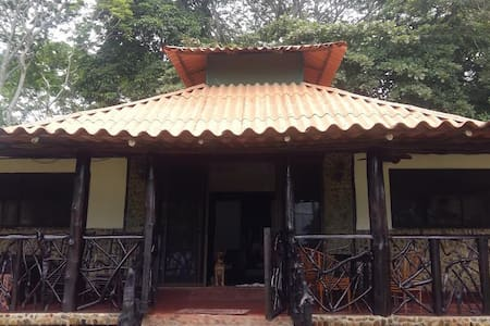 Rancho Alma Tropical - House
