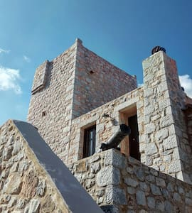 AN OLD TRADITIONAL TOWER - Inap sarapan