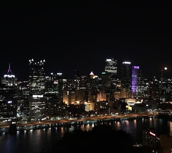 Home with a View/Close to Downtown - Pittsburgh - Hus
