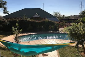 Picture of Simple & safe house with an awesome pool