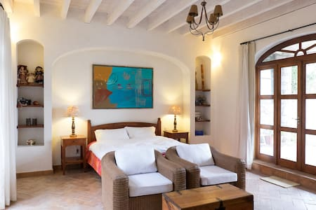Cozy and tranquil Private room - San Miguel de Allende - Apartment