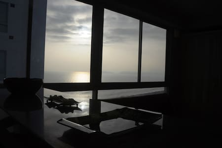Duplex con vista al mar - Magdalena del Mar,