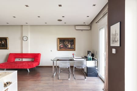 Athens/Glyfada Central Apartment - Glyfada - Wohnung