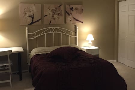 Private Bedroom in Townhouse - Wilmington - Casa a schiera