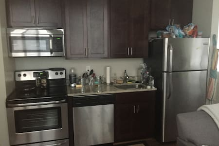 Modern 1 Bedroom Apartment in Downtown High-rise - Baltimore - Appartement