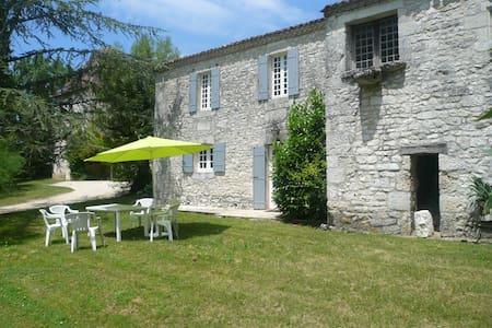 Maison de Campagne, Proche Bergerac, Monbazillac - Casa