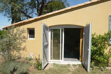 Chambre privée indépendante ds villa à Aix en Pce - Aix-en-Provence - Villa