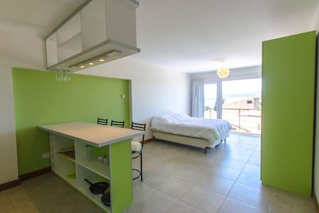 COZY & CUTE *BRAND NEW* STUDIO - San Carlos de Bariloche - Apartment