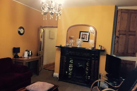 Victorian 1 Bedroom Flat - Cardiff  - Appartement