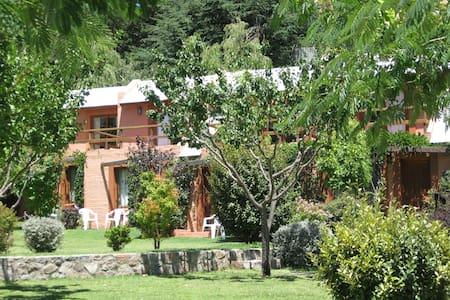 Cabaña en la naturaleza - La Cumbre - Córdoba - Lägenhet