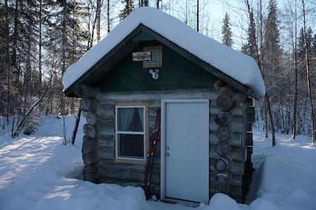 Lil' Fry Cabin on Montana Creek - Talkeetna - Cabin