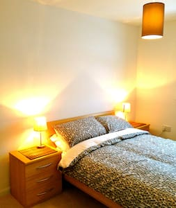 Fresh and Clean Private Double Room - Apartamento