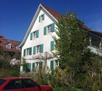 harmonisierte Insel - Dornach - Lägenhet