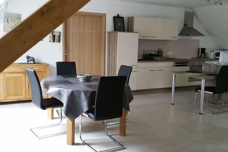 """Gîte de charme NEUF, 1 à 8 pers, """"LA SUIT' ZEN"""" - Rouhling - Appartement"""