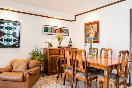 Habitación acogedora con desayuno - San José - House