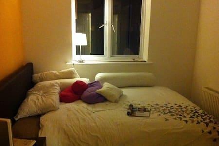 City Centre lovely En-suite Dbl Rm - Appartement