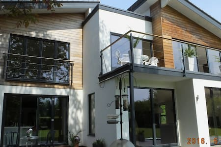 Luxury eco house in woodland setting - Bed & Breakfast