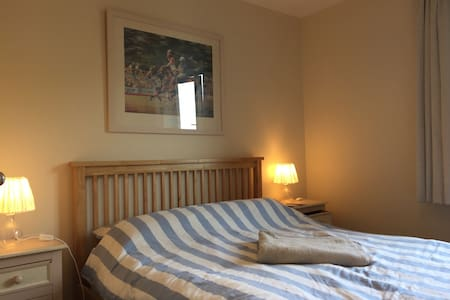 5* Dbl Room 25min to Central London