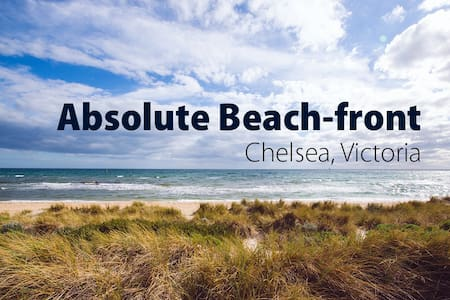 3 Bedroom Absolute Beachfront - Chelsea