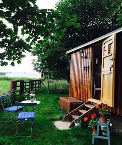 Northumberland Shepherds Hut and Owl Trust - Appartement