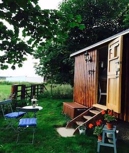 Northumberland Shepherds Hut and Owl Trust - Pis