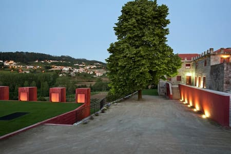 Pombeiro Manor House - Bed & Breakfast