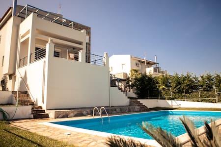 Luxury villa in Theologos - Theologos