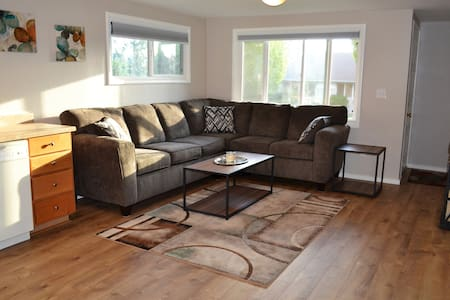 Cozy Home in Downtown CDA - House