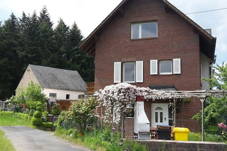 Holiday Apartment for 8 People - Dogs are welcome - Oberwies - Pis