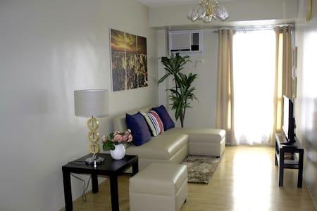 Cozy & Homey Avida Towers Alabang ! - Wohnung