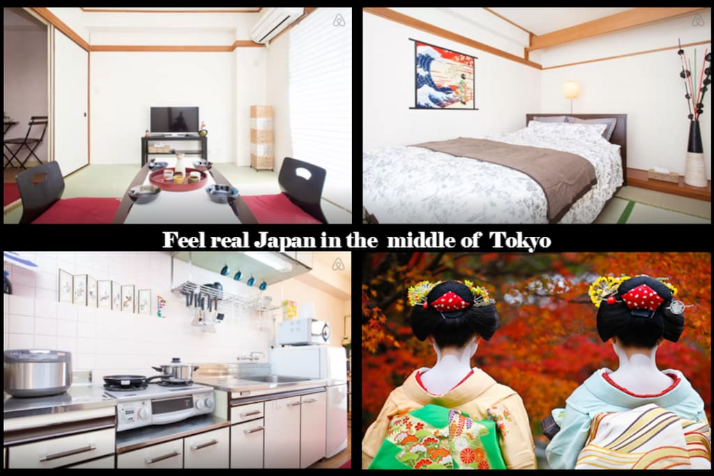 5 min by Shibuya ST with 2 bedrooms