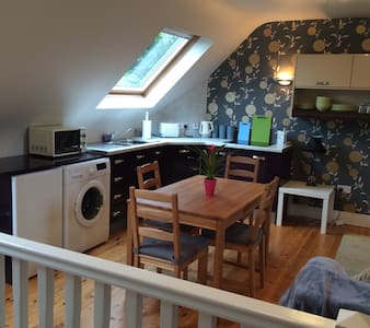 self contained shared luxury apartment - Moycullen - Serviced apartment