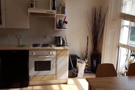 One bedroom flat with balcony - Apartamento