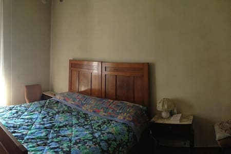 Cheap room for short stays in Saint-Vincent - Apartment