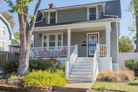 Charming historic home near the lake - Nashville