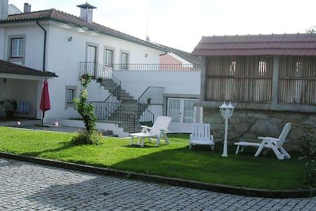 Quinta dos Avós - Anha - Casa de campo