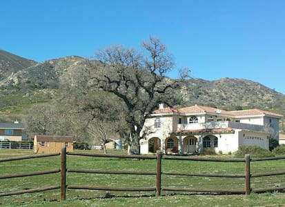Room in a peaceful mountain setting - Tehachapi