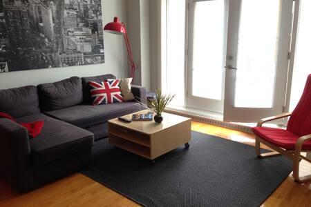 Chambre à louer sur le Plateau, métro Laurier - Montréal - Apartment