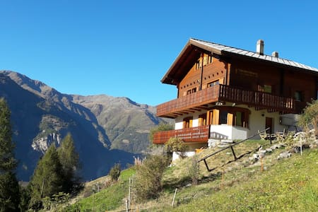 Chalet Panorama - apartment in nature - Chalet