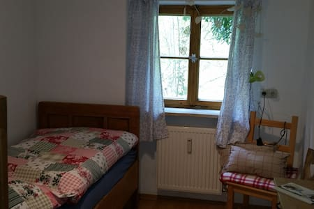 Private Single-room Bavaria - Oda + Kahvaltı