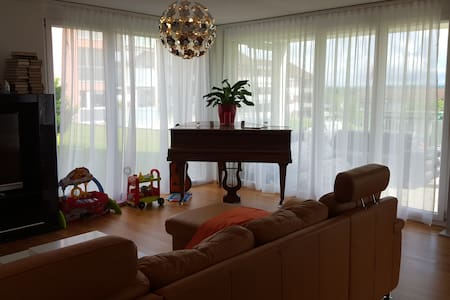 Modern apartment w/ 2 bedrooms, ideal for a family - Appartement