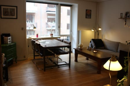 50m2 cosy one room apt. in Valby - Apartment