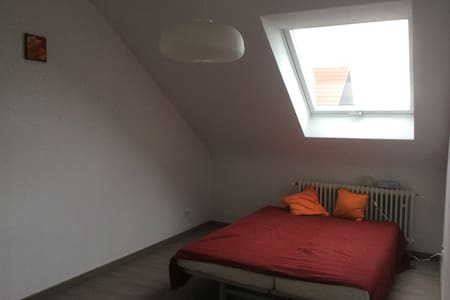 Cute modern quiet appartment - Lampertheim - Apartamento