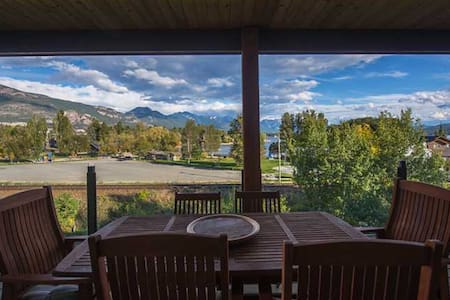 Kinsmen Beach Bed and Breakfast - Invermere - Oda + Kahvaltı