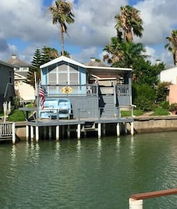 Bayside Beauty (Private Resort) - Port Isabel - Talo