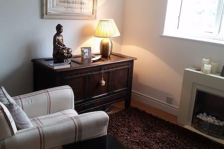 Double room in modern flat - Lägenhet