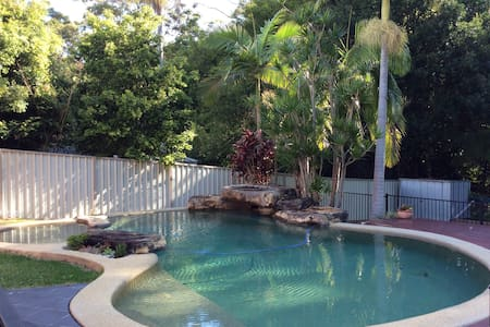 Shelly Beach tranquility, double room w/ ensuite - Casa