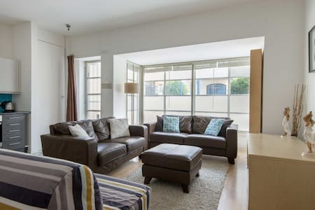 Neat & bright apartment in Limehouse, London - Londres - Apartamento