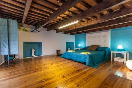 ÁTICO CÉNTRICO - Sanlúcar de Barrameda - Apartment